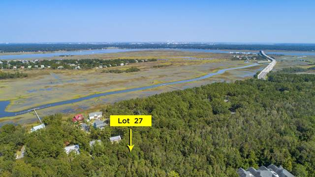 Lot 27 John Fenwick Lane, Johns Island, SC 29455 (#19029873) :: The Gregg Team
