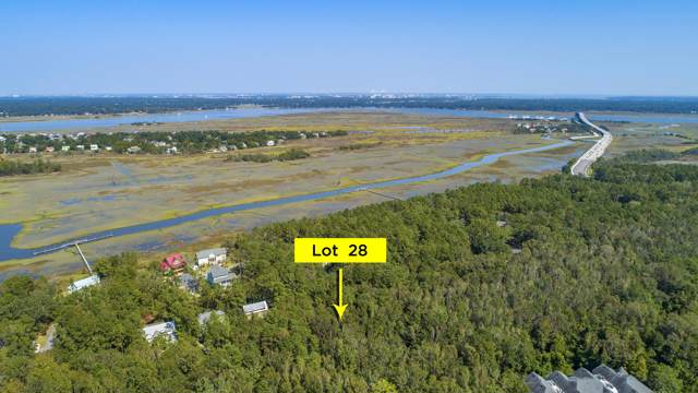 Lot 28 John Fenwick Lane, Johns Island, SC 29455 (#19029874) :: The Gregg Team