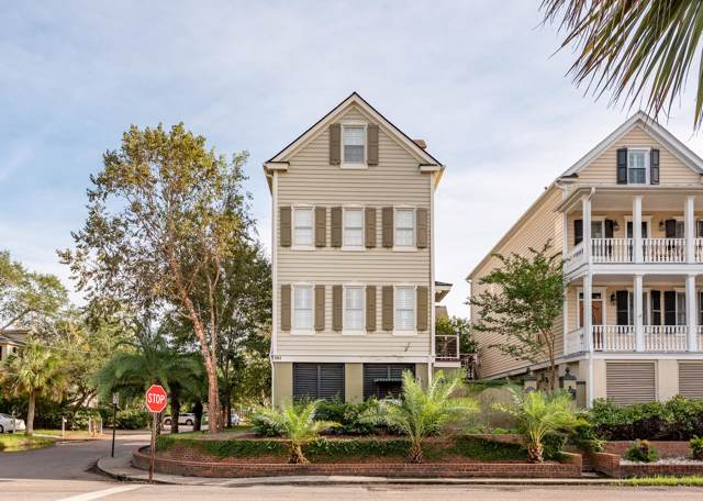 201 Wentworth Street, Charleston, SC 29401 (#19029949) :: The Cassina Group