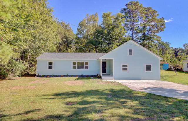 8906 Deerwood Drive, North Charleston, SC 29406 (#19030023) :: The Cassina Group