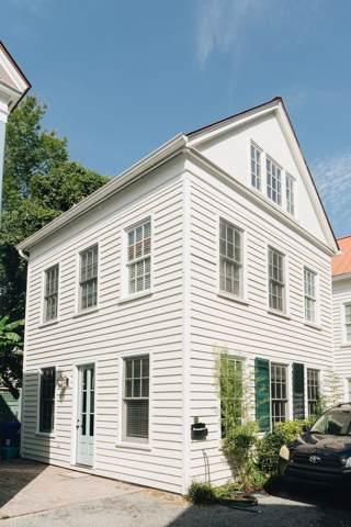 9 Bogard Street #7, Charleston, SC 29403 (#19030195) :: The Cassina Group