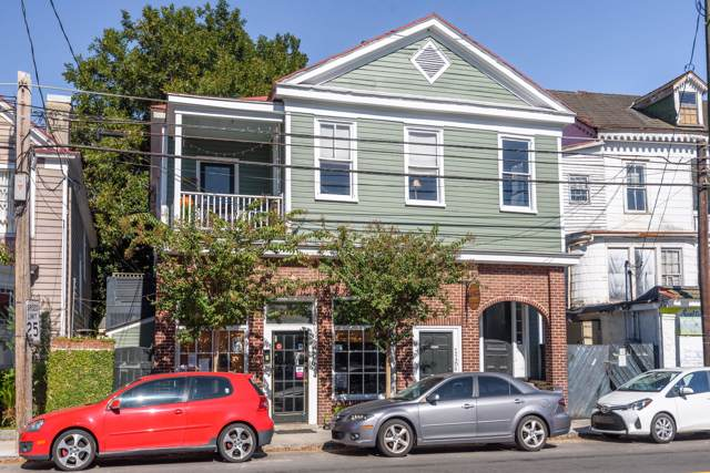 116 Spring Street Abc, Charleston, SC 29403 (#19030211) :: The Cassina Group