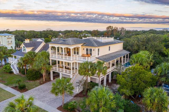 2603 Palm Boulevard, Isle Of Palms, SC 29451 (#19030529) :: The Cassina Group
