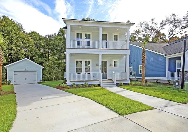 1717 Banning Street, Mount Pleasant, SC 29466 (#19030700) :: The Cassina Group