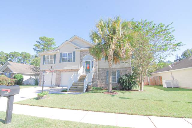1318 Lantern Road, Summerville, SC 29486 (#19030709) :: The Cassina Group