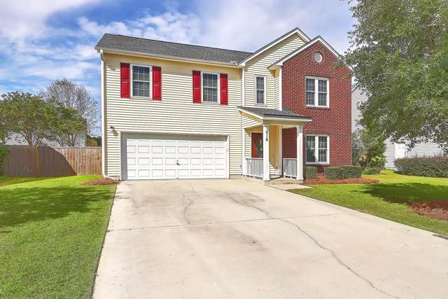 516 Holiday Drive, Summerville, SC 29483 (#19030739) :: The Cassina Group