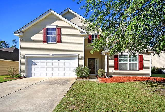 208 Sparkleberry Lane, Ladson, SC 29456 (#19030745) :: The Cassina Group