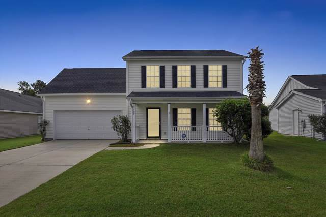 102 Warrell Circle, Summerville, SC 29485 (#19030747) :: The Cassina Group