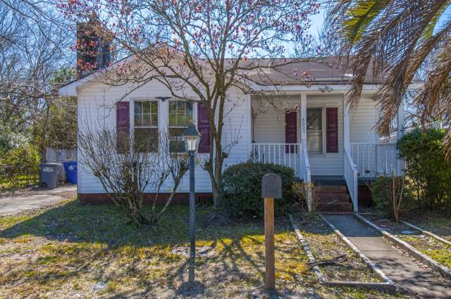 4003 Gary Drive, North Charleston, SC 29405 (#19030901) :: The Cassina Group