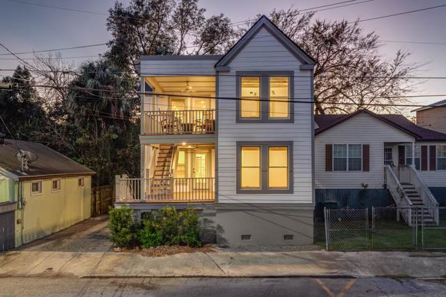 5 Larnes Street A & B, Charleston, SC 29403 (#19030963) :: Realty One Group Coastal
