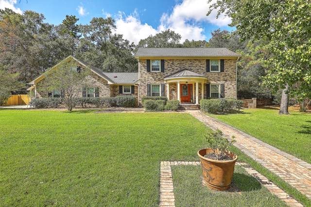 110 King Charles Circle, Summerville, SC 29485 (#19030995) :: The Cassina Group