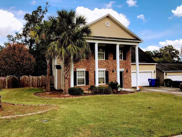 7917 New Ryder Road, North Charleston, SC 29406 (#19031068) :: The Cassina Group