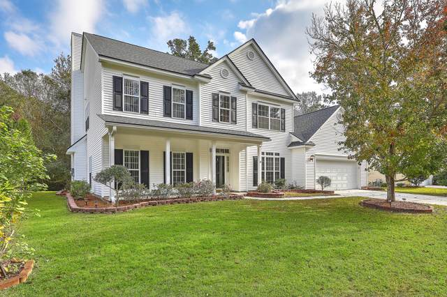 815 Beverly Drive, Summerville, SC 29485 (#19031135) :: The Cassina Group