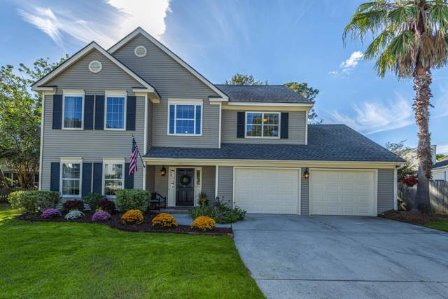 1251 Brasie Court, Mount Pleasant, SC 29466 (#19031136) :: The Cassina Group