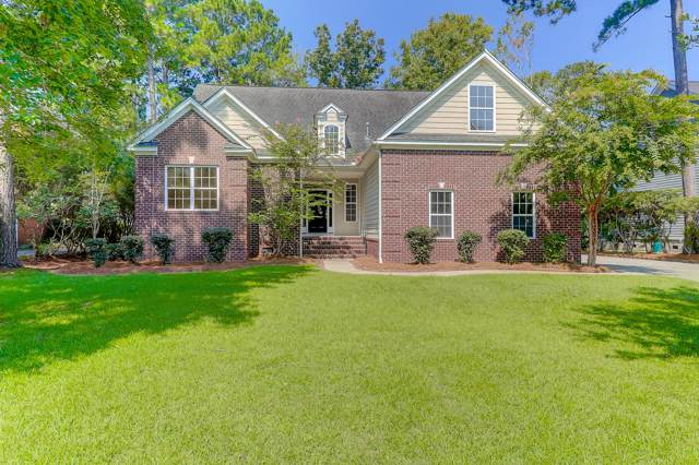 8847 E Fairway Woods Drive, North Charleston, SC 29420 (#19031202) :: The Cassina Group