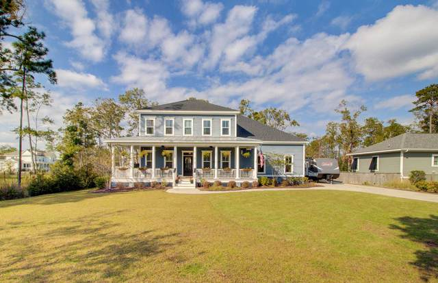 266 Commonwealth Road, Mount Pleasant, SC 29466 (#19031216) :: The Cassina Group
