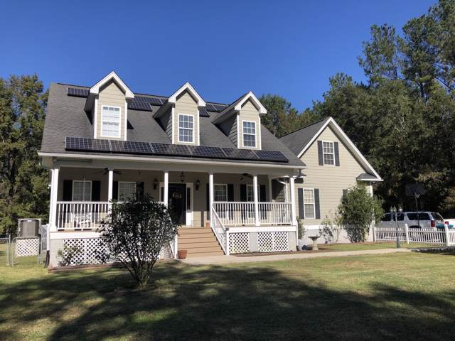 424 Twin Lake Drive, Summerville, SC 29483 (#19031266) :: The Cassina Group