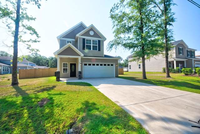 184 W Smith Street, Lincolnville, SC 29485 (#19031336) :: The Cassina Group