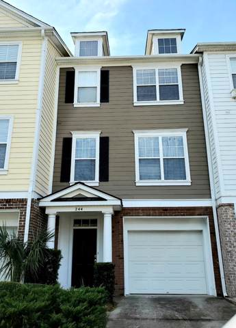 244 Fair Sailing Road #37, Mount Pleasant, SC 29466 (#19031385) :: The Cassina Group