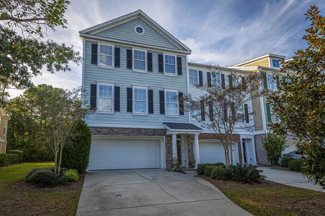 145 Palm Cove Way, Mount Pleasant, SC 29466 (#19031450) :: The Cassina Group
