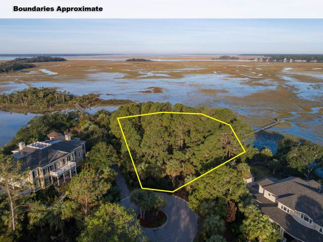 1409 Nancy Island Drive, Seabrook Island, SC 29455 (#19031452) :: The Cassina Group