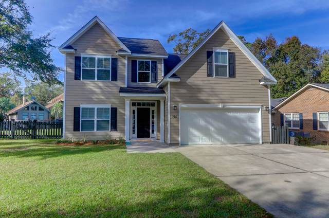 765 Wakendaw Boulevard, Mount Pleasant, SC 29464 (#19031479) :: The Cassina Group