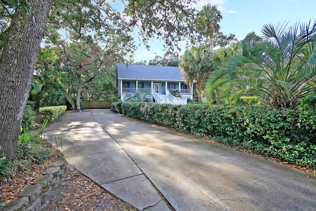 19 24th Avenue, Isle Of Palms, SC 29451 (#19031518) :: The Cassina Group