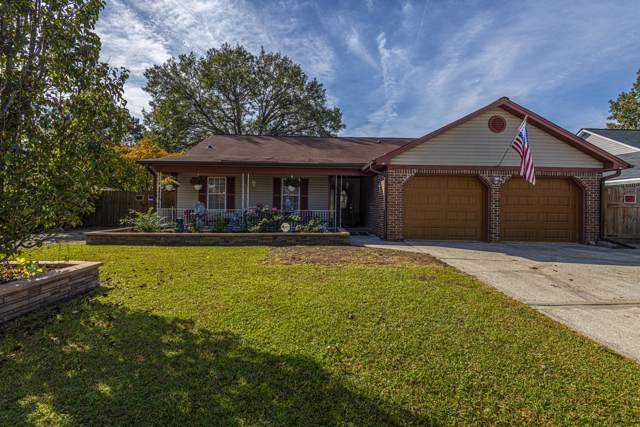 7906 Red Birch Circle, North Charleston, SC 29418 (#19031554) :: The Cassina Group