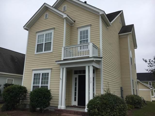 117 Foxglove Avenue, Summerville, SC 29483 (#19031568) :: The Cassina Group
