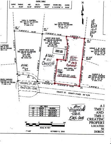 103 Colkitt Street, Summerville, SC 29483 (#19031577) :: The Cassina Group