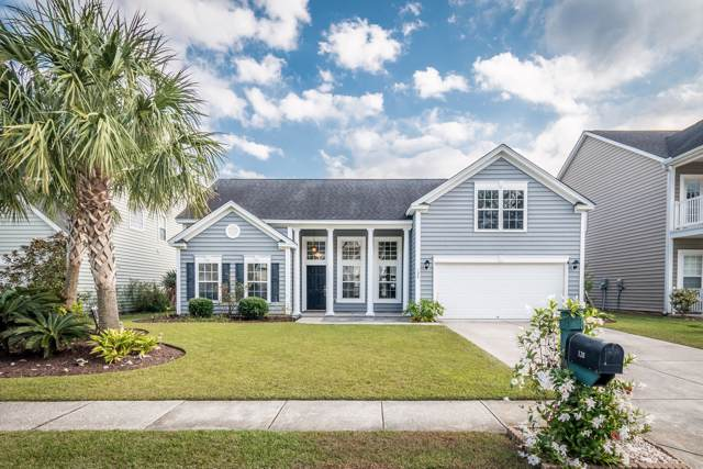128 Back Tee Circle, Summerville, SC 29485 (#19031689) :: The Cassina Group