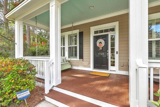 1728 Wellstead Street, Mount Pleasant, SC 29466 (#19031696) :: The Cassina Group