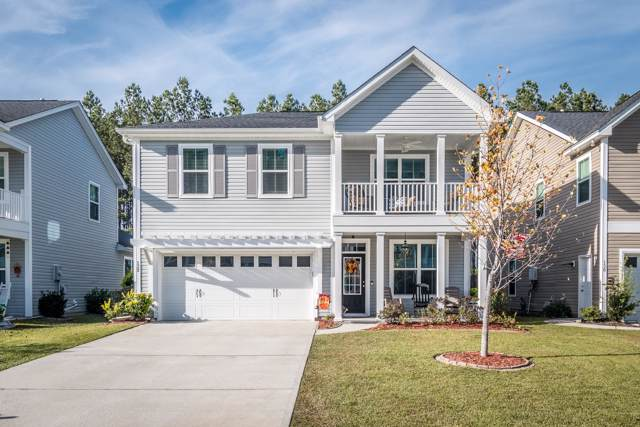 132 Glenspring Drive, Summerville, SC 29486 (#19031700) :: The Cassina Group