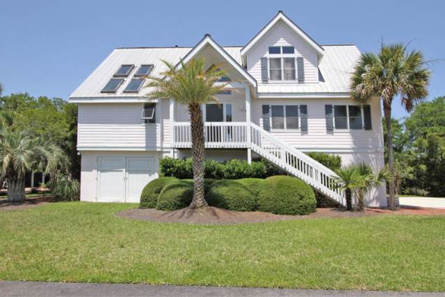 26 Seagrass Lane, Isle Of Palms, SC 29451 (#19031703) :: The Cassina Group