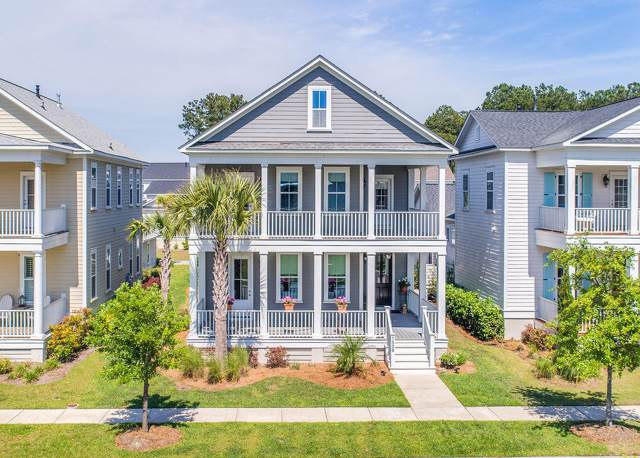 1538 Old Rivers Gate Road, Mount Pleasant, SC 29466 (#19031704) :: The Cassina Group