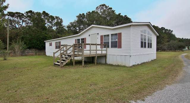 8482 Doar Road, Awendaw, SC 29429 (#19031762) :: The Cassina Group