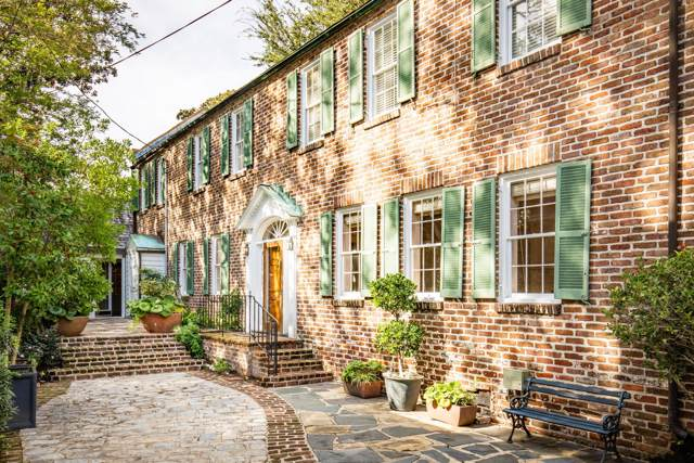 3 Legare Street, Charleston, SC 29401 (#19031888) :: The Cassina Group