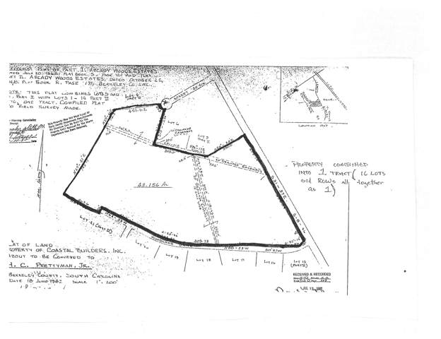 0 Old Dairy Road, Summerville, SC 29483 (#19032063) :: The Cassina Group