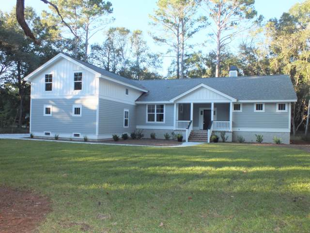 9 E Bajala Drive, Beaufort, SC 29907 (#19032220) :: The Cassina Group