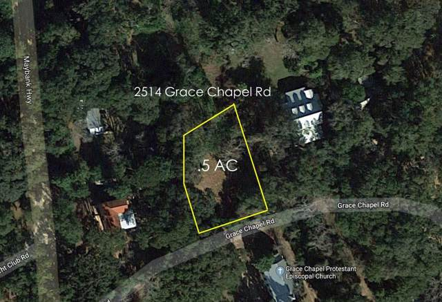 2514 Grace Chapel Road, Wadmalaw Island, SC 29487 (#19032315) :: The Cassina Group