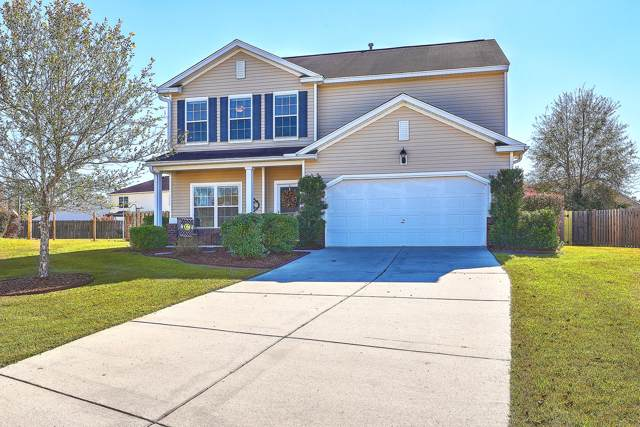 7473 Painted Bunting Way, Hanahan, SC 29410 (#19032352) :: The Cassina Group