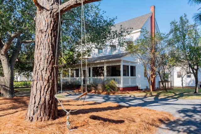 2314 Middle Street, Sullivans Island, SC 29482 (#19032457) :: The Cassina Group