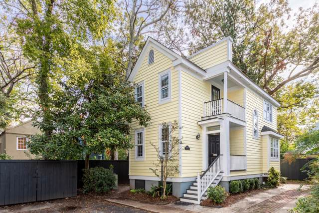 108 Smith Street H, Charleston, SC 29403 (#19032460) :: The Cassina Group