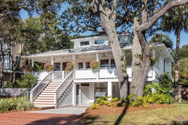 708 W Ashley Avenue, Folly Beach, SC 29439 (#19032486) :: The Cassina Group