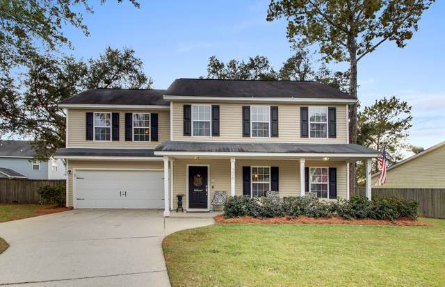206 Sherwood Court, Hanahan, SC 29410 (#19032605) :: The Cassina Group