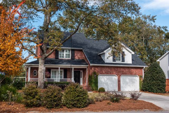 625 Hobcaw Bluff Drive, Mount Pleasant, SC 29464 (#19032645) :: The Cassina Group