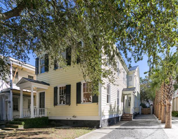 22 Council Street, Charleston, SC 29401 (#19032662) :: The Cassina Group