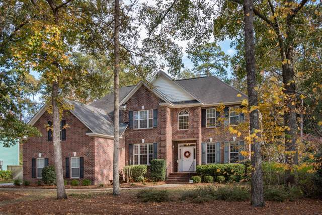 302 Ayers Circle, Summerville, SC 29485 (#19032684) :: The Cassina Group