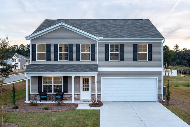 260 Hyrne Drive, Goose Creek, SC 29445 (#19032821) :: The Cassina Group
