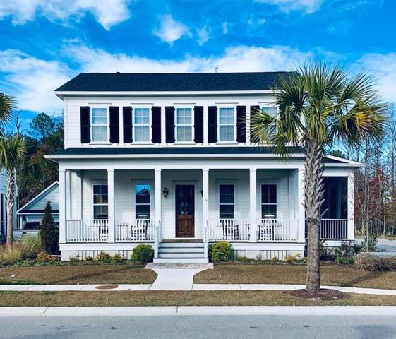 3590 Backshore Drive, Mount Pleasant, SC 29466 (#19032824) :: The Cassina Group